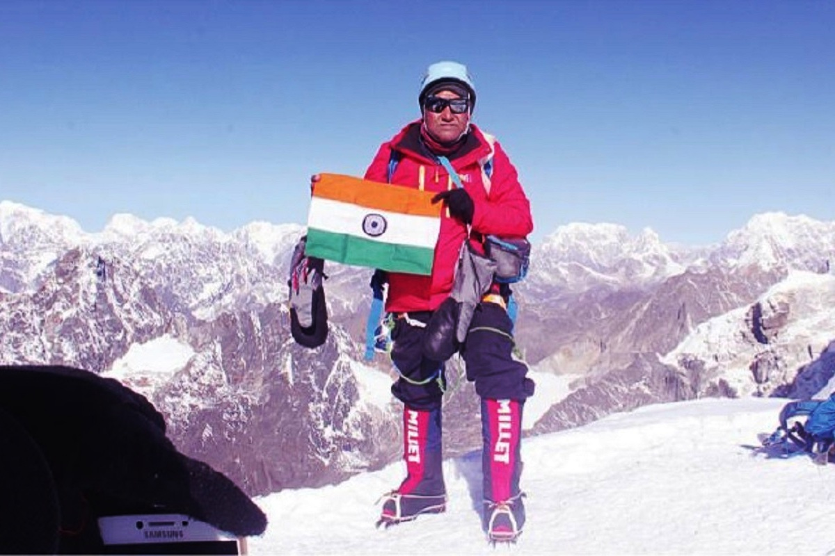 Saturday Interview, Everest, Mount Everest, Kunchenjunga