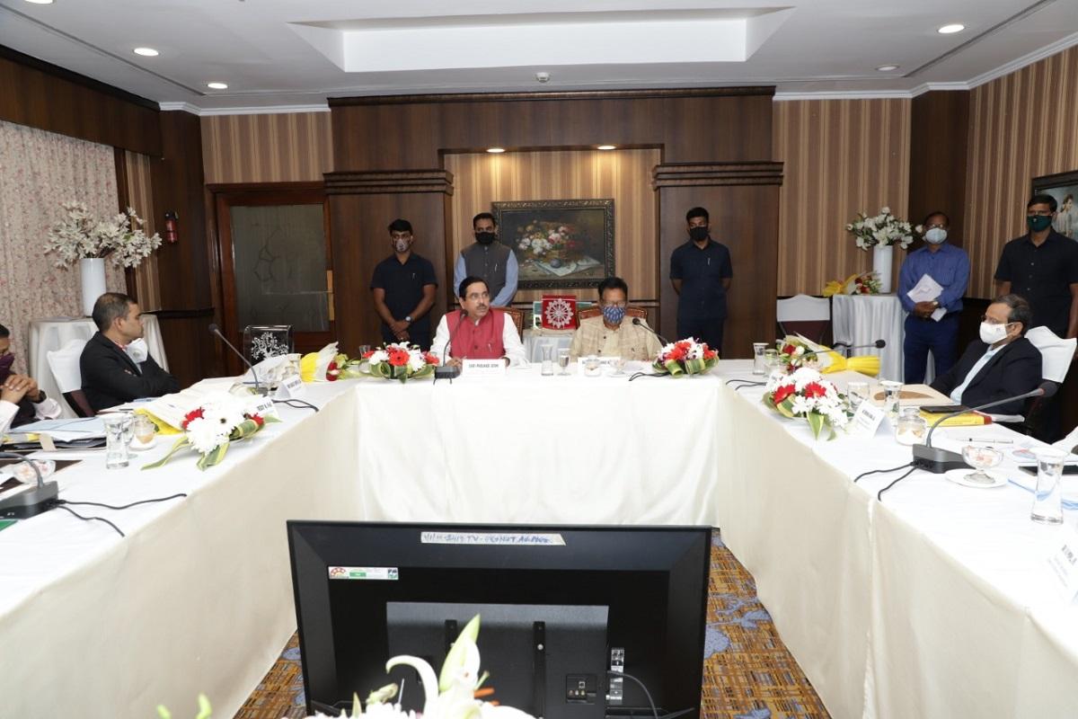 NALCO, Pralhad Joshi, Bhubaneswar, Odisha