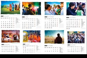 Congress to distribute Priyanka Gandhi calendars in UP
