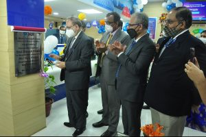 Renovated branch of SBI at Connaught Circus inaugurated