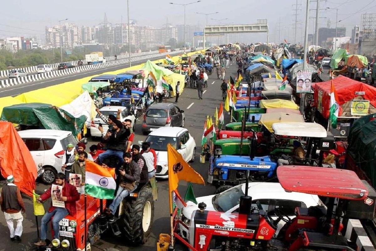 Tractor Rally Violence, Deep Sidhu, farmers' agitation, SKM, Samyukt Kisan Morcha, Kisan Mazdoor Sangharsh Committee, Singhu border, farmers' protest, Republic Day, Ring Road, Red Fort, BKU, Kisan Republic Day Parade
