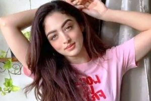 Sandeepa Dhar learnt her 'Kaagaz' dance number overnight
