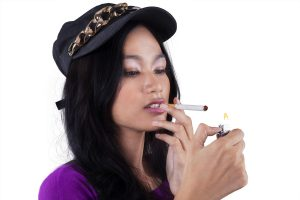 'Casual' smokers may also have nicotine addiction