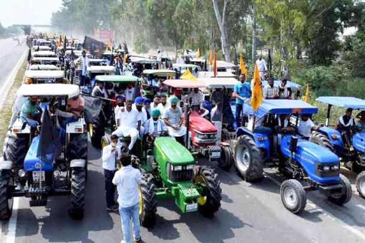 Tractor Parade, Delhi, Meerut, farmers, Kisan Tractor Parade, western UP, Uttarakhand, Rakesh Tikait, farm bills, BKU