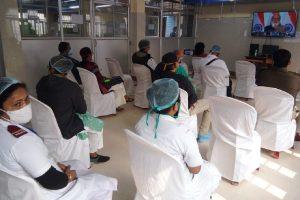 PM Modi launches pan India rollout of COVID-19 vaccination drive