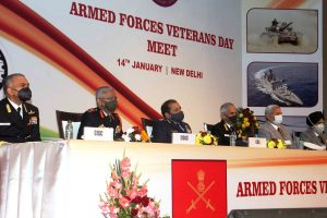 Indian Armed Forces celebrate Fifth Veterans Day