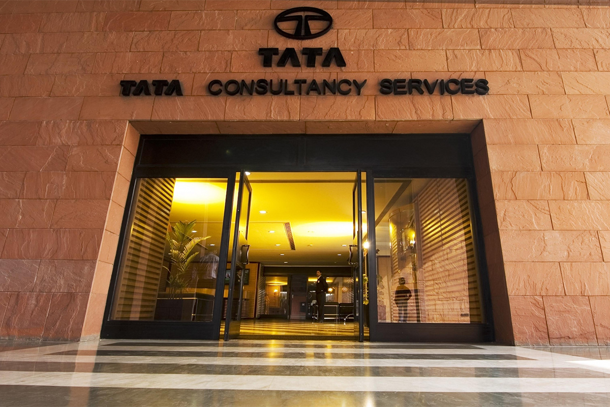 TCS, Tata Consultancy Services, IT firm