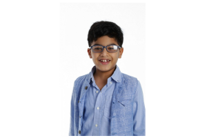 8-yr-old Indian boy in Johns Hopkins 'brightest students in the world' list