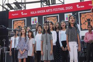 Kala Ghoda Arts Festival 2021 attend online from Feb 6