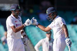 Ashwin guided Hanuma Vihari 'like elder brother' during their partnership in third Test