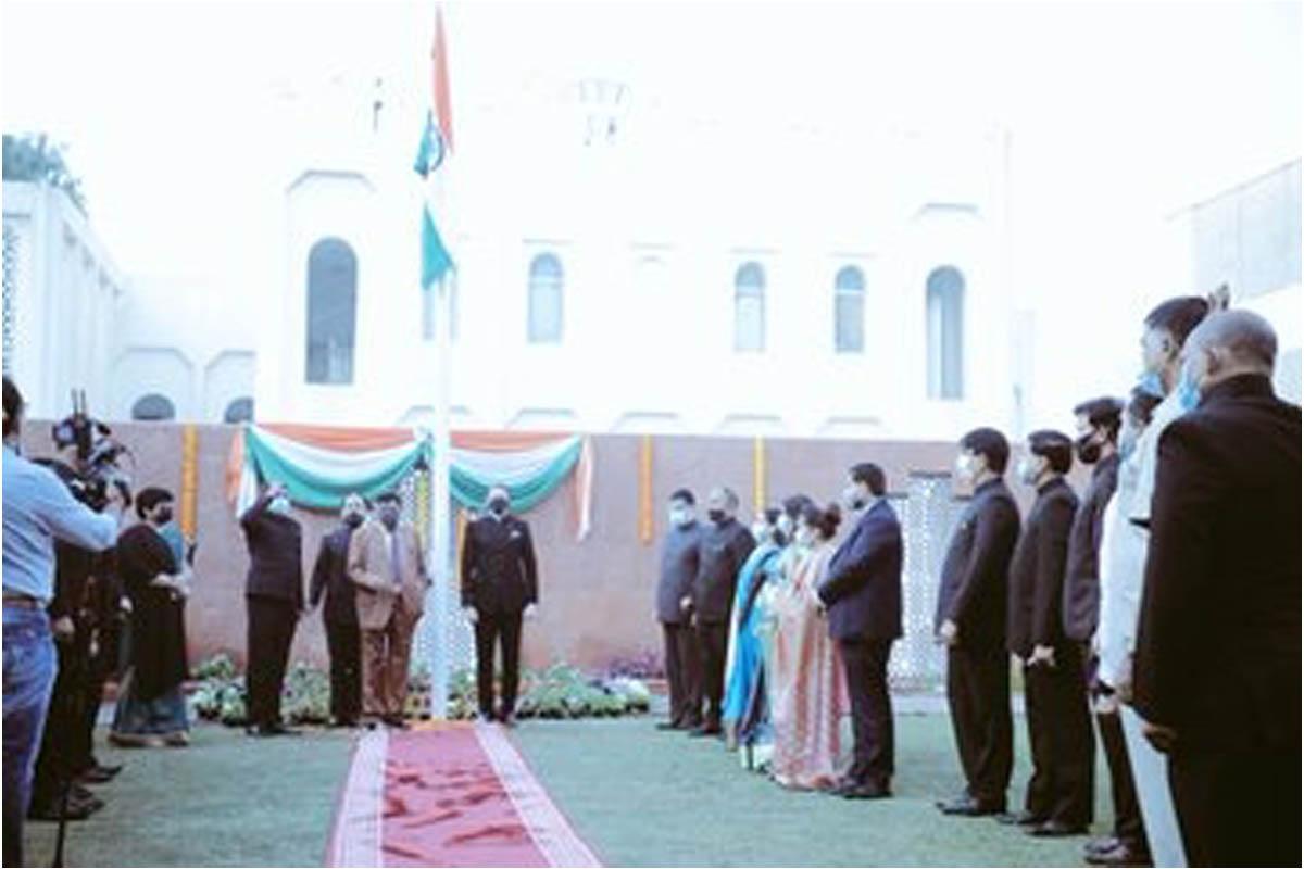 Indian Republic Day, UAE