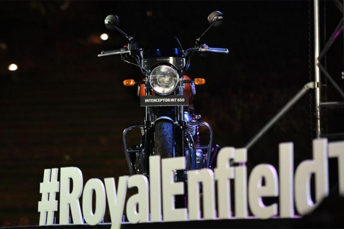 Royal Enfield Interceptor 650cc gets CEAT tyres