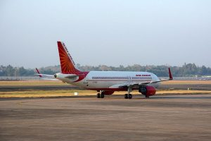 Air India flight from UK expected to land in Delhi shortly with 256 on board amid threat from new strain