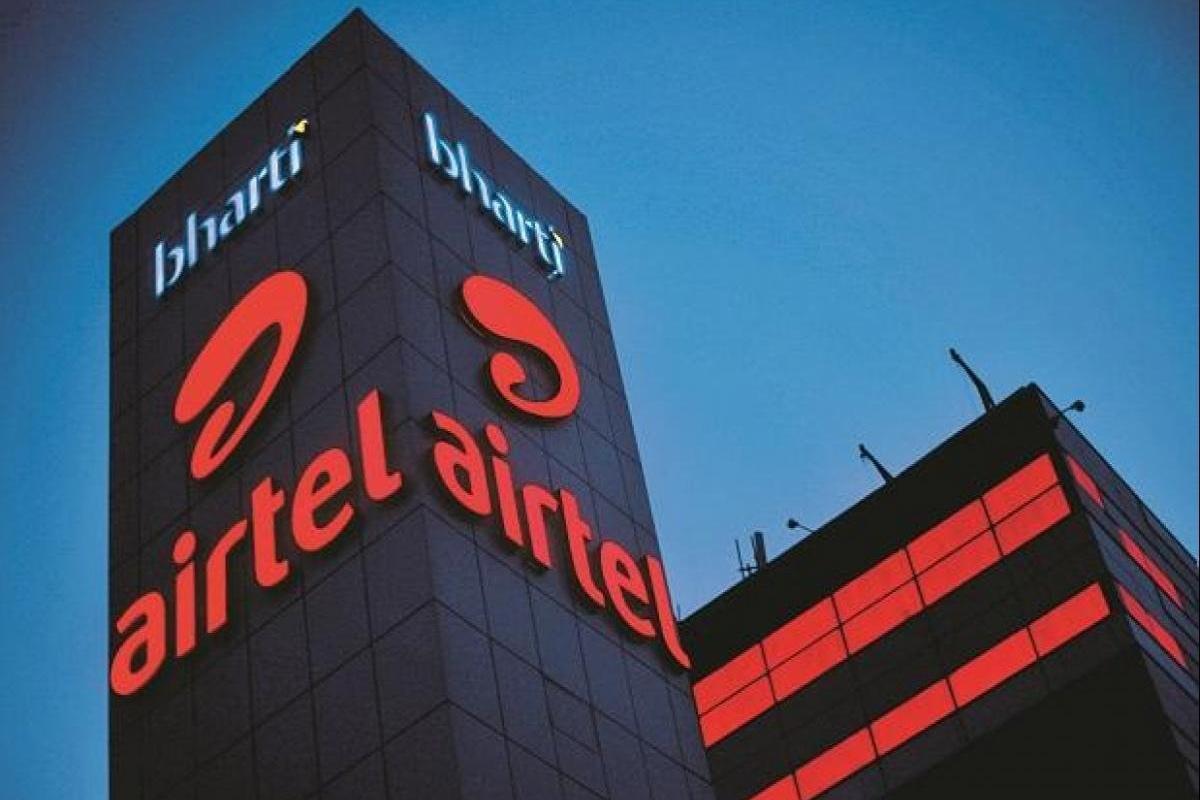 Bharti Airtel, Bharti Airtel shares