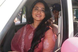 Women police officers real stars, says Anushka Shetty