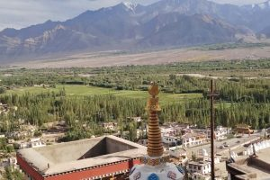 Ladakh to be made renewable energy hub of country