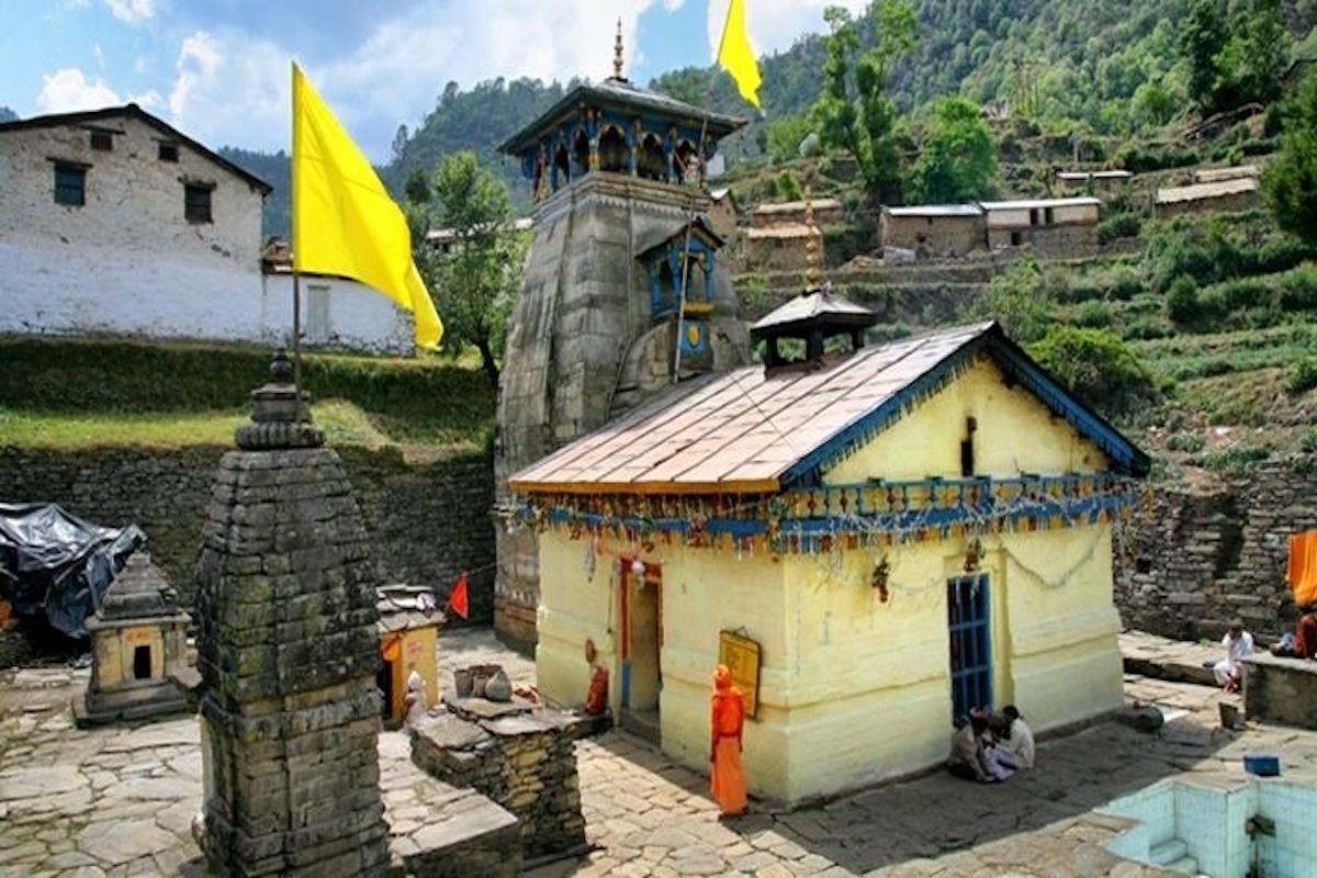 Triyuginarayan temple, Uttrakhand, Tourism India