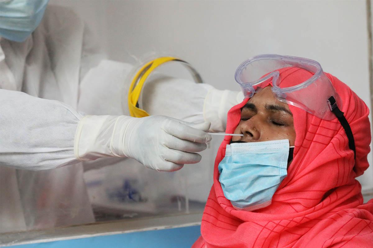 Bangladesh, virus deaths