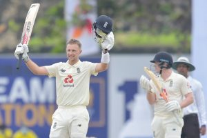Sri Lanka fight back after Joe Root's century puts England ahead in second Test
