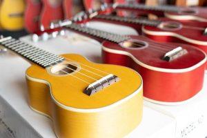 'The ukulele emerges as a winner'