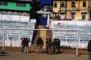 Two killed in Kalimpong stampede