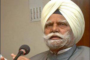 Former Union Minister Buta Singh dies at AIIMS in Delhi; PM, Prez express grief