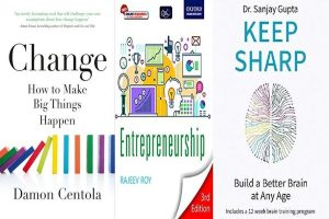 Books to guide you to leadership, personal growth