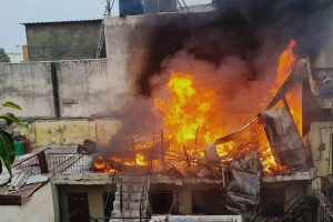 Cylinder blasts in Delhi, no casualties