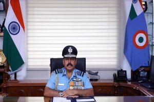 IAF chief visits EAC amid Sino-India border tensions