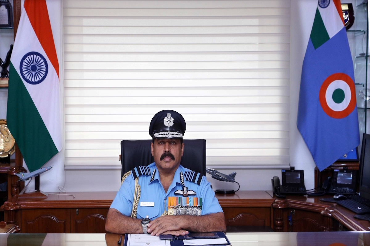 Air Chief Marshal R K S Bhadauria, Chief of the Air Staff (CAS), France, French military officials, Rafale jets,