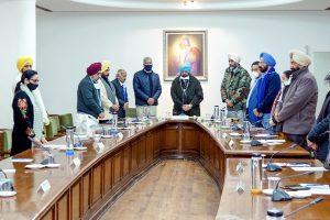Farm Laws: Punjab govt resolution demands MSP as statutory right