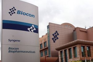 Biocon's net profit falls 19% in December quarter