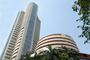 Sensex, Nifty ends in red; ONGC top laggard
