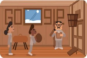 Google pays tribute to the father of basketball: James Naismith