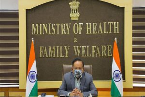 Harsh Vardhan lays foundation of Nagaland's 2nd medical college