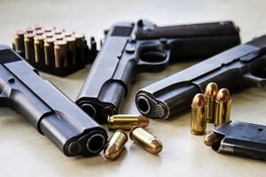 Four held in Siliguri with arms, ammunition