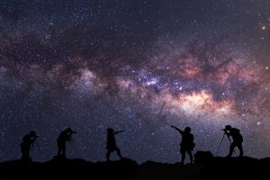 Top 10 stargazing events in 2021