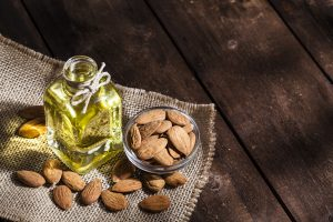 The Goodness of Almond Oil