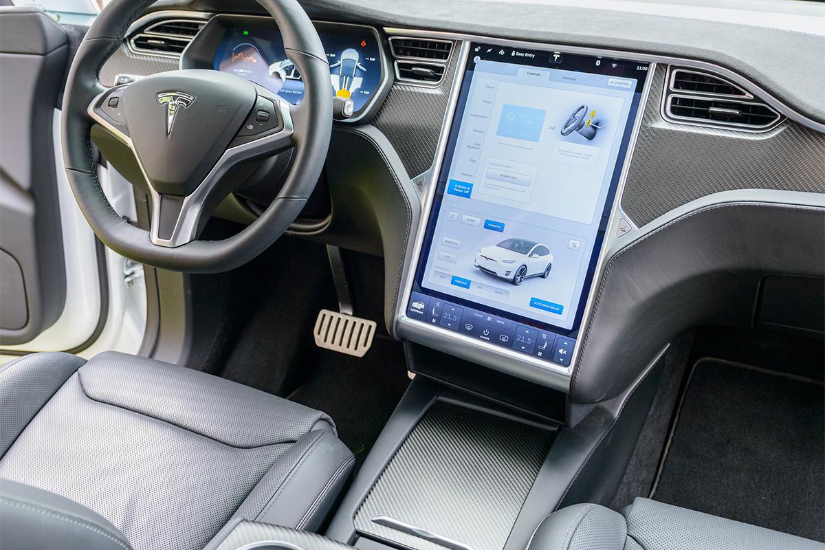 Tesla, Model S, Model X