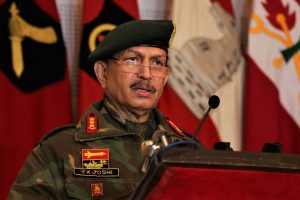 Army's Northern Command facing challenge from China, Pakistan: Lt. General Joshi