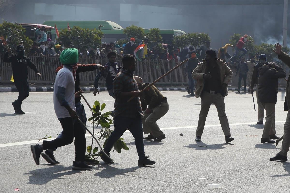 Lok Nayak, farmers, injured cops, Chief Medical Officer
