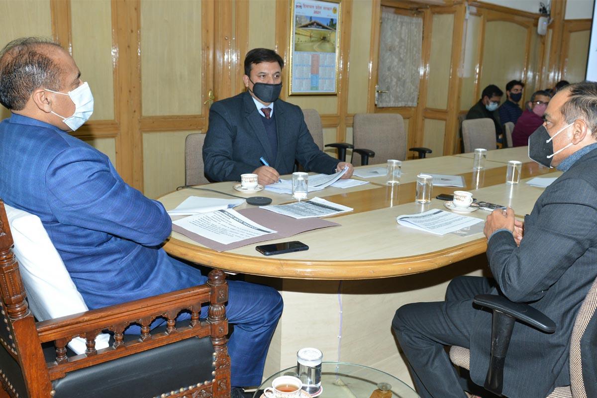 Himachal Pradesh Chief Minister Jai Ram Thakur, Himachal Pradesh government, Covid RTPCR negative test report, Covid cases, Coronavirus COVID-19,