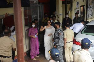 Sedition case: Ranaut sisters record statement with Mumbai police