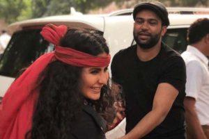 Katrina Kaif wishes Ali Abbas Zafar on his b'day with their candid shots