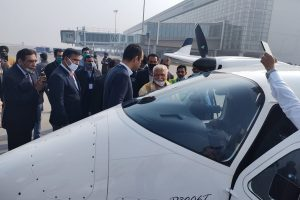 Manohar Lal Khattar launches air taxi service between Chandigarh & Hisar