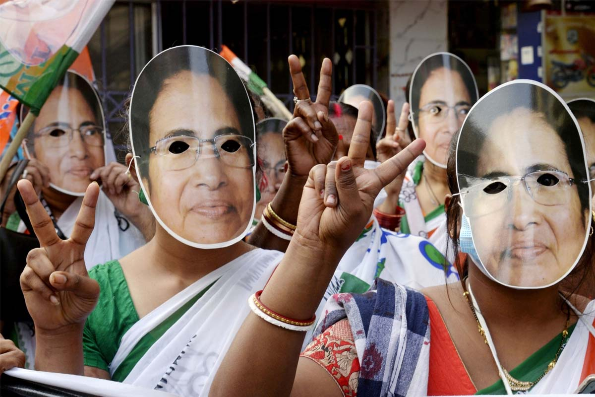Political masterstroke, Kolkata, West Bengal, Mamata banerjee