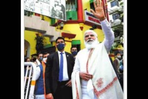 'Netaji would have been proud of today's India'