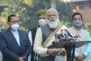 70% people in Bengal, Assam satisfied with PM's work