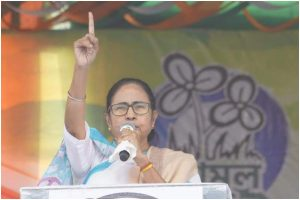 EC conspiring to detain TMC workers: Mamata