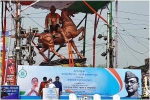 Mamata Banerjee's rally to commemorate Netaji on birth anniversary ahead of PM Modi's visit